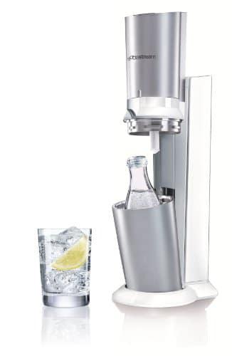 SodaStream Wassersprudler Crystal Premium-weiß